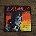 Exumer - Patch - Exumer Patch