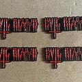 Evil Blood - Pin / Badge - Evil Blood Official Pins