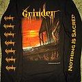 Grinder - TShirt or Longsleeve - Official Grinder Longsleeve
