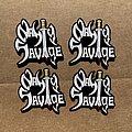 Nasty Savage - Pin / Badge - Official Nasty Savage Pins