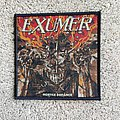 "Exumer - Patch - Exumer ""Hostile Defiance"" Woven Patch"