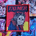Exumer - Patch - Exumer Woven Patch