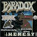 Paradox - Pin / Badge - Official Paradox Pins