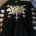Satanic Warmaster logo longsleeve TShirt or Longsleeve