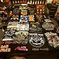 Band T-shirt blanket