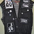 Crust/Street Punk Battlevest Battle Jacket