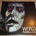 Witch - Paralyzed vinyl LP.