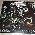 Unpure - World Collapse vinyl LP. Tape / Vinyl / CD / Recording etc
