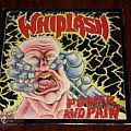 Other Collectable - Whiplash (first press) vinyl LPs.