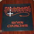Other Collectable - Possessed - Seven Churches (first press) vinyl LP.