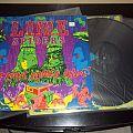 The Lime Spiders - The Cave Comes Alive! vinyl LP. Tape / Vinyl / CD / Recording etc