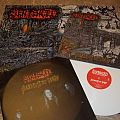 Sentenced - Shadows of Past (re-issue) white vinyl.