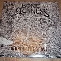 Other Collectable - Bone Sickness - Alone in the Grave vinyl EP.