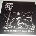 Necrohell - Under The Sign Of A Pagan Winter (white) vinyl LP. Tape / Vinyl / CD / Recording etc