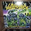 Other Collectable - Toxic Holocaust - An Overdose of Death vinyl LP.