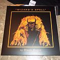 Black Magic - Wizard's Spell (special edition) orange vinyl LP.