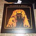 Black Magic - Wizard's Spell (special edition) orange vinyl LP. Tape / Vinyl / CD / Recording etc