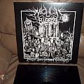 Other Collectable - Nocturnal Blood - Devastated Graves - The Morbid Celebration vinyl LP.