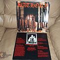 Other Collectable - Bathory - Under the Sign of the Black Mark (first press) vinyl LP.