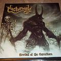 Other Collectable - Nocturnal - Arrival of the Carnivore (first press) vinyl LP.