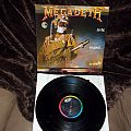 Other Collectable - Megadeth (first press) vinyl LPs.