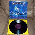 Other Collectable - Megadeth - Rust in Peace (first press) vinyl LP.