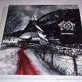 Blodsrit - Helveteshymner vinyl LP. Tape / Vinyl / CD / Recording etc