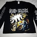 ICED EARTH - Execution - Long Sleeve T-Shirt