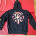 Korn - Fire Demon   Hoodie Sweatshirt  size L