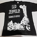 Led Zeppelin Stairway to Heaven T-Shirt (Girlie / Babydoll) size - S