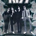 KISS Dressed to Kill - Tie Dye T-Shirt - OFFICIAL PRODUCT