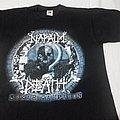 Napalm Death - Smear Campaign  t shirt  size M