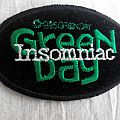 Shop Green Day Insomniac Patch