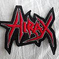 HIRAX Embroidered  Logo patch