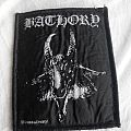 Bathory Men's Goat Woven Patch 2001