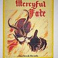 Mercyful Fate - Patch - Mercyful Fate - Don't break the oath - woven patch