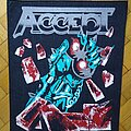 Accept - Patch - Accept -  Balls to the Wall - back patch