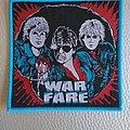 Warfare - Patch - Warfare - Metal Anarchy - woven patch
