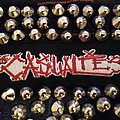 The Casualties - Patch - The Casualties - stripe patch