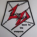 Living Death - Patch - Living Death - Back to the weapons - patch