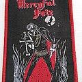 Mercyful Fate - Patch - Mercyful Fate  - woven patch