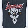 Venom - Patch - Venom  - Black Metal - woven patch