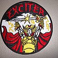 Exciter - Patch - Exciter - Long live the Loud -  patch