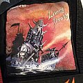 Living Death - Patch - Living Death - Vengeance of Hell - woven patch
