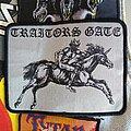 Traitors Gate - Patch - Traitors Gate - woven patch