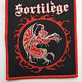 Sortilege - Patch - Sortilege - woven patch
