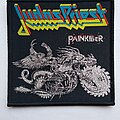 Judas Priest - Patch - Judas Priest  -  Painkiller - woven  patch
