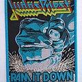 Judas Priest - Patch - Judas Priest - Ram it Down - woven patch