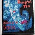 Mercyful Fate - Patch - Mercyful Fate - Return of the Vampire - woven patch