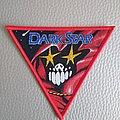 Dark Star - Patch - Dark Star - Dark Star - woven patch - red border